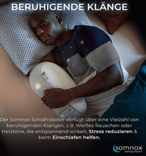 robot para dormir mejor