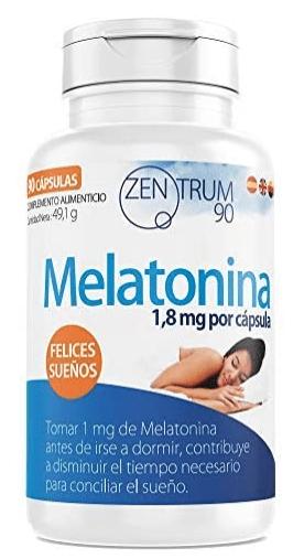 Melatonina para dormir mejor