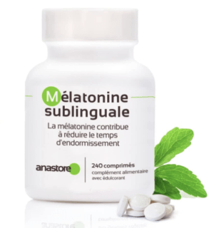 Melatonina sublingual