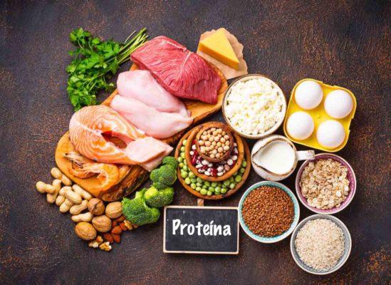 proteinas para dormir